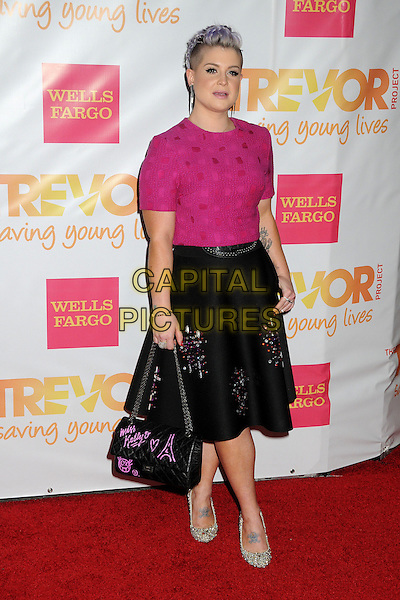 7 December 2014 - Hollywood, California - Kelly Osbourne. The Trevor Project's TrevorLive Los Angeles Benefit 2014 held at the Hollywood Palladium. <br /> CAP/ADM/BP<br /> &copy;BP/ADM/Capital Pictures