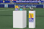 Netherlands Women vs Australia Women at the Rabobank Hockey World Cup 2014