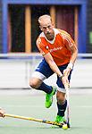 DEN HAAG - Billy Bakker tijdens  de trainingswedstrijd hockey Nederland-Argentinie (1-2).  COPYRIGHT KOEN SUYK