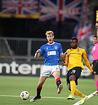 03.10.2019 Young Boys of Bern v Rangers: Filip Helander and Jean Pierre Nsame