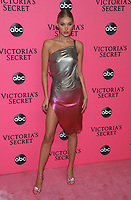 NEW YORK, NY - DECEMBER 02: Elsa Hosk attends the Victoria's Secret Viewing Party at Spring Studios on December 2, 2018 in New York City. <br /> CAP/MPI/JP<br /> &copy;JP/MPI/Capital Pictures