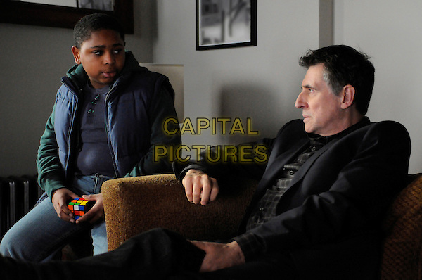 AARON SHAW & GABRIEL BYRNE.in In Treatment (Season 2).*Filmstill - Editorial Use Only*.CAP/FB.Supplied by Capital Pictures.