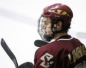 Matt Lombardi (BC - 24) - The Northeastern University Huskies defeated the Boston College Eagles 3-2 on Friday, February 19, 2010, at Matthews Arena in Boston, Massachusetts.