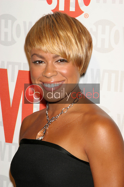 Toni Trucks<br /> At the Showtime Emmy After-Party, Saddle Ranch Chop House, West Hollywood, CA 09-18-05<br /> David Edwards/DailyCeleb.Com 818-249-4998