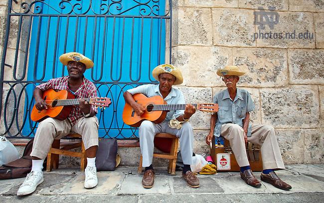 Sept. 6, 2011; Havana, Cuba..Photo by Matt Cashore/University of Notre Dame