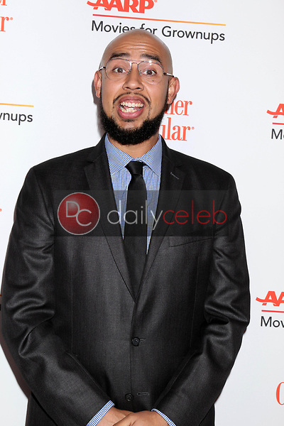 Jesus Trejo<br /> at the AARP Movies for Growups Awards, Beverly Wilshire Hotel, Beverly Hills, CA 02-04-19<br /> David Edwards/DailyCeleb.com 818-249-4998