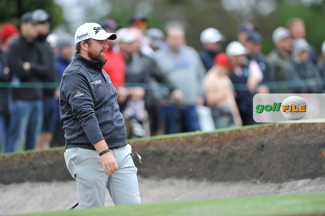 Shane Lowry (IRL) during the 3rd round of the World Cup of Golf, The Metropolitan Golf Club, The Metropolitan Golf Club, Victoria, Australia. 24/11/2018<br /> Picture: Golffile | Anthony Powter<br /> <br /> <br /> All photo usage must carry mandatory copyright credit (© Golffile | Anthony Powter)