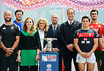 2012 Cathay Pacific HSBC Hong Kong Rugby Sevens - Press Conference