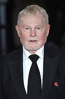 Derek Jacobi<br /> at the &quot;Murder on the Orient Express&quot; premiere held at the Royal Albert Hall, London<br /> <br /> <br /> &copy;Ash Knotek  D3344  03/11/2017