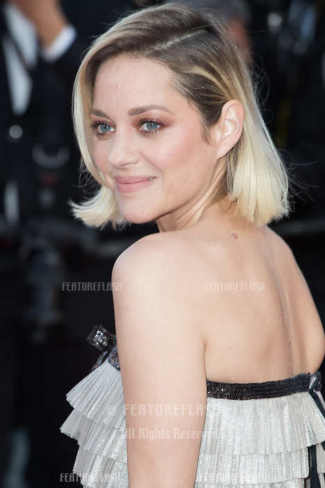 CANNES, FRANCE - MAY 13:  Marion Cotillard attends the screening of 'Sink Or Swim (Le Grand Bain)' during the 71st annual Cannes Film Festival at Palais des Festivals on May 13, 2018 in Cannes, France.<br /> Picture: Kristina Afanasyeva/Featureflash/SilverHub 0208 004 5359 sales@silverhubmedia.com