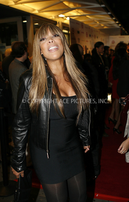 WWW.ACEPIXS.COM . . . . . ....October 7 2009, New York City....TV personality Wendy Williams seen out in Manhattan on October 7 2009 in New York City......Please byline: NANCY RIVERA - ACEPIXS.COM.. . . . . . ..Ace Pictures, Inc:  ..tel: (212) 243 8787 or (646) 769 0430..e-mail: info@acepixs.com..web: http://www.acepixs.com