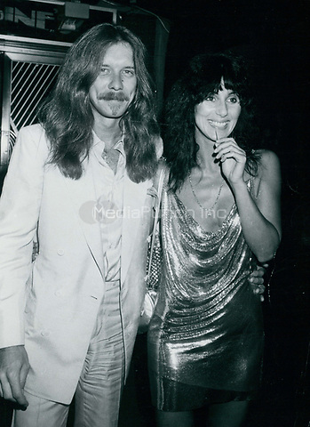 Cher & Les Dudak 1983<br /> Photo By John Barrett-PHOTOlink.net / MediaPunch