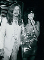 Cher &amp; Les Dudak 1983<br /> Photo By John Barrett-PHOTOlink.net / MediaPunch