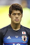 Hiroki Sakai (JPN),  SEPTEMBER 1, 2016 - Football / Soccer :<br /> FIFA World Cup Russia 2018 Asian Qualifier<br /> Final Round Group B<br /> between Japan 1-2 United Arab Emirates<br /> at Saitama Stadium 2002, Saitama, Japan.<br /> (Photo by Yusuke Nakanishi/AFLO SPORT)