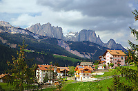 Moena Italy, Dolomite Mountains, South Tyrol