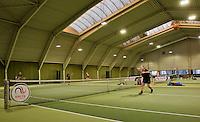 March 7, 2015, Netherlands, Hilversum, Tulip Tennis Center, NOVK<br /> Photo: Tennisimages/Henk Koster