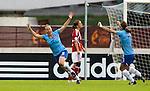 Sylvia Smit, Annemieke e/v Kiesel, Women's EURO 2009 in Finland.Denmark-Netherlands, 08292009, Lahti Stadium