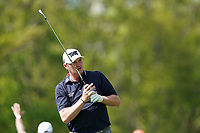 Jason Kokrak (USA) on the 5th tee during the 1st round at the PGA Championship 2019, Beth Page Black, New York, USA. 17/05/2019.<br /> Picture Fran Caffrey / Golffile.ie<br /> <br /> All photo usage must carry mandatory copyright credit (&copy; Golffile | Fran Caffrey)
