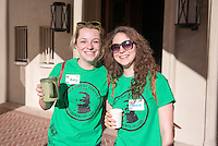 Occidental College students, staff and alumni volunteer all over the Los Angeles area as part of MLK Day of Service, organized by the Office of Community Engagement, on Saturday, Jan. 24, 2015. (Photo by Marc Campos, Occidental College Photographer)