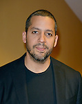 "MIAMI, FL - FEBRUARY 21: Magicians David Blaine backstage during A Evening with Paul Auster & friends! MUSIC, MAGIC & THE MUSE: for his latest novel, ""4 3 2 1"" features  Singer Sophie Auster at Adrienne Arsht Center - Knight Concert Hall on February 21, 2017 in Miami, Florida. ( Photo by Johnny Louis / jlnphotography.com )"