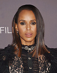 LOS ANGELES, CA - NOVEMBER 04: Actor Kerry Washington attends the 2017 LACMA Art + Film Gala Honoring Mark Bradford and George Lucas presented by Gucci at LACMA on November 4, 2017 in Los Angeles, California.