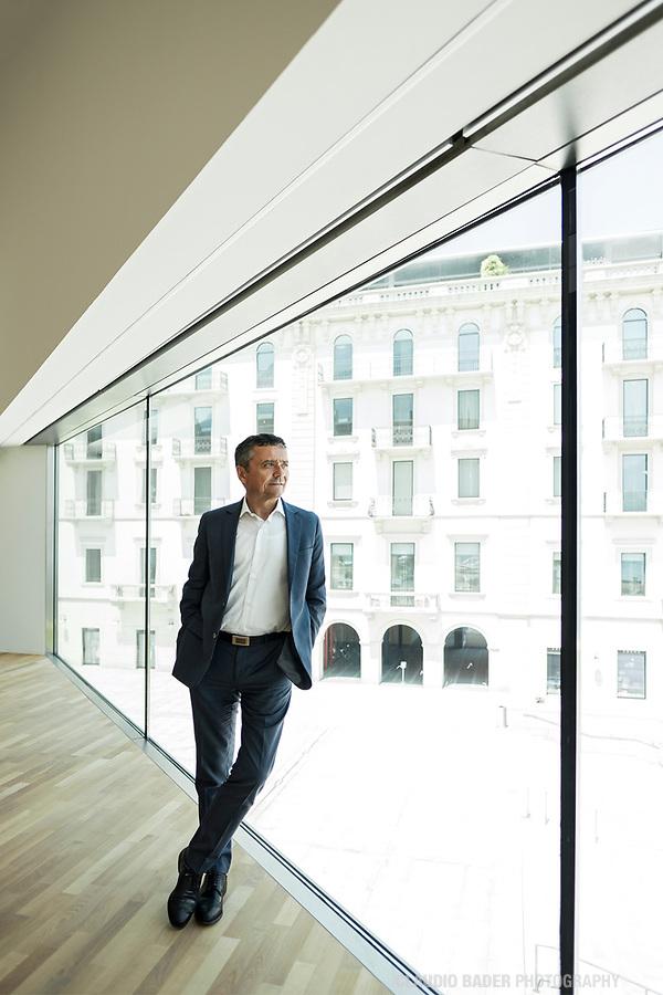 MASI Lugano, New director Tobia Bezzola, Director MASI Lugano