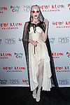 Vlada Roslyakova arrives at Heidi Klum's 18th Annual Halloween Party presented by Party City and SVEDKA Vodka at Magic Hour Rooftop Bar & Lounge at Moxy Times Square, on October 31, 2017.