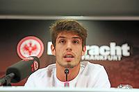 25.07.2014: Vorstellung Lucas Piazon bei Eintracht Frankfurt