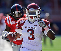 Arkansas @ Ole Miss 2011