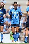 13 September 2015: UCLA's Lauren Kaskie. The University of North Carolina Tar Heels hosted the University of California Los Angeles Bruins at Fetzer Field in Chapel Hill, NC in a 2015 NCAA Division I Women's Soccer game. UNC won the game 3-1.