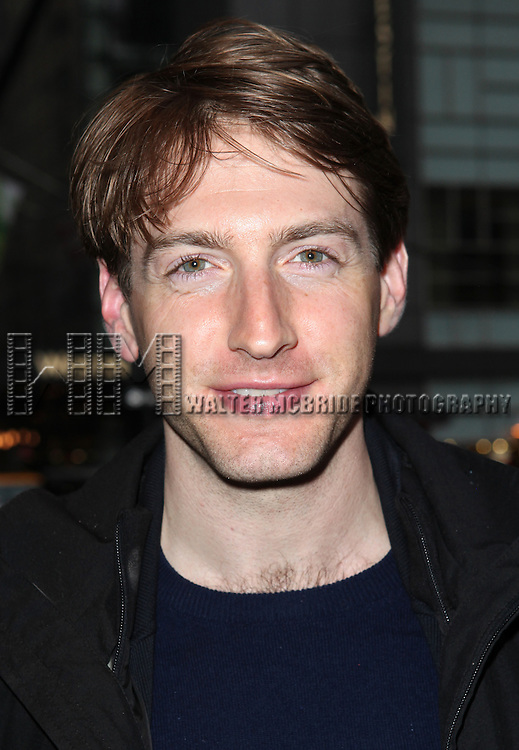 Fran Kranz.attending the Off-Broadway Opening Night Performance of  the Second Stage Theatre's 'Lonely, I'm Not' in New York City on 5/7/2012.