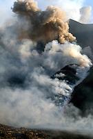 Italy, Italia, Sicily, Sicilia, Etna, Volcano, Eruption, Magma