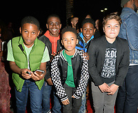 LOS ANGELES, CA- FEB. 08: The Real Kids of Hollywood at the 2018 Pan African Film & Arts Festival at the Cinemark Baldwin Hills 15 in Los Angeles, California on Feburary 8, 2018 Credit: Koi Sojer/ Snap'N U Photos / Media Punch