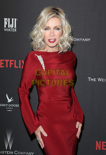 08 January 2016 - Beverly Hills, California - Donna Mills. 2017 Weinstein Company And Netflix Golden Globes After Party held at the Beverly Hilton. <br /> CAP/ADM/FS<br /> &copy;FS/ADM/Capital Pictures
