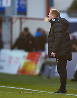 1st December 2019; Global Energy Stadium, Dingwall, Highland, Scotland; Scottish Premiership Football, Ross County versus Celtic; Celtic Manager Neil Lennon shouts instructions to his side - Editorial Use