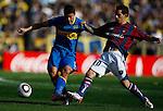 Boca Junior perdio en casa 2 x 1 contra San lorenzo en el torneo del futbol argentino