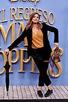 Lucia Jimenez attends to Mary Poppins Returns film premiere at Kinepolis in Pozuelo de Alarcon, Spain. December 11, 2018. (ALTERPHOTOS/A. Perez Meca)