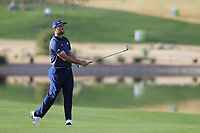 Jon Rahm (ESP) on the 15th fairway during the 1st round of the Waste Management Phoenix Open, TPC Scottsdale, Scottsdale, Arisona, USA. 31/01/2019.<br /> Picture Fran Caffrey / Golffile.ie<br /> <br /> All photo usage must carry mandatory copyright credit (&copy; Golffile | Fran Caffrey)