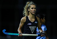 Frances Davies during the international hockey match between the Blacksticks Women and India, Rosa Birch Park, Pukekohe, New Zealand. Tuesday 16  May 2017. Photo:Simon Watts / www.bwmedia.co.nz