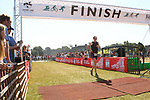 2015-06-27 Leeds Castle Sprint Tri 52 SB finish rem