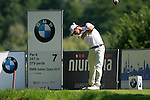 Filippo Bergamaschi (ITA) tees off on the 7th tee during Day 2 of the BMW Italian Open at Royal Park I Roveri, Turin, Italy, 10th June 2011 (Photo Eoin Clarke/Golffile 2011)