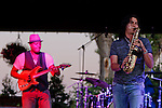 WARREN HILL GROUP. Performance at Wilson Creek Winery. Temecula, CA USA. July 23, 2011. ©CelphImage