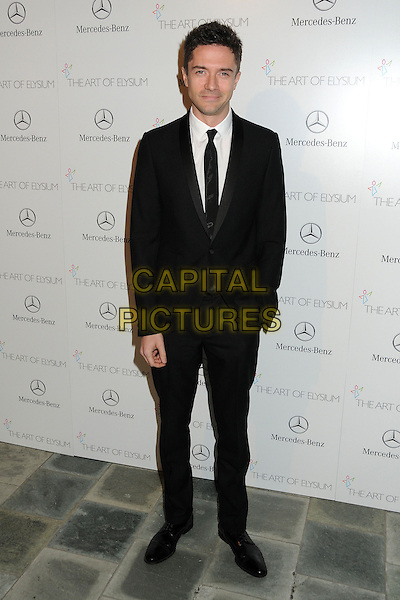 11 January 2014 - Los Angeles, California - Topher Grace. 7th Annual Art of Elysium Heaven Gala held at the Skirball Cultural Center.  <br /> CAP/ADM/BP<br /> &copy;Byron Purvis/AdMedia/Capital Pictures