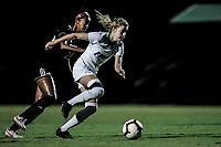 FORT MYERS, FL, 15.10.2018 – FGCU-WEBBER – Jogadora Silvana Gordon da FGCU, durante partida válida pela temporada 2018 da NCAA, no Estádio da FGCU Soccer Complex, na noite desta segunda-feira (15). (Foto: Jayson Braga / Brazil Photo Press)