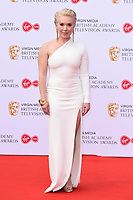 LONDON, UK. May 12, 2019: Daisy Lewis arriving for the BAFTA TV Awards 2019 at the Royal Festival Hall, London.<br /> Picture: Steve Vas/Featureflash