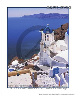 Dr. Xiong, LANDSCAPES, photos, Santorini, Greece(AUJXR002,#L#)