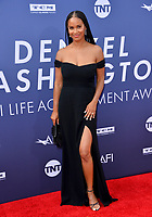 LOS ANGELES, USA. June 07, 2019: Joy Bryant at the AFI Life Achievement Award Gala.<br /> Picture: Paul Smith/Featureflash