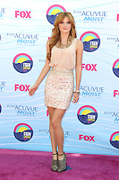 UNIVERSAL CITY, CA - JULY 22: Bella Thorne at the 2012 Teen Choice Awards at Gibson Amphitheatre on July 22, 2012 in Universal City, California. &copy; mpi28/MediaPunch Inc. /NortePhoto.com*<br />