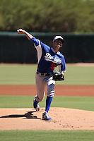 Greg Harris - 2014 AIL Dodgers (Bill Mitchell)
