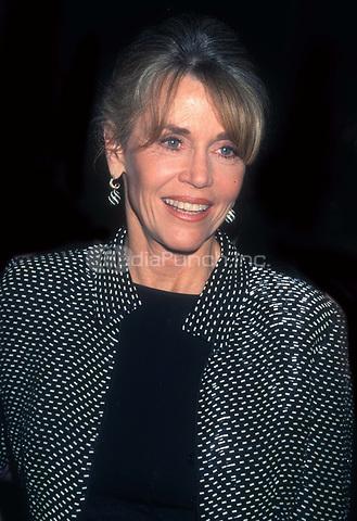 Jane Fonda 1991<br /> Photo By John Barrett/PHOTOlink/MediaPunch